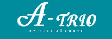 A trio logo