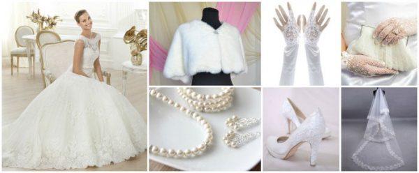 Прокат свадебных украшений в Вышгороде